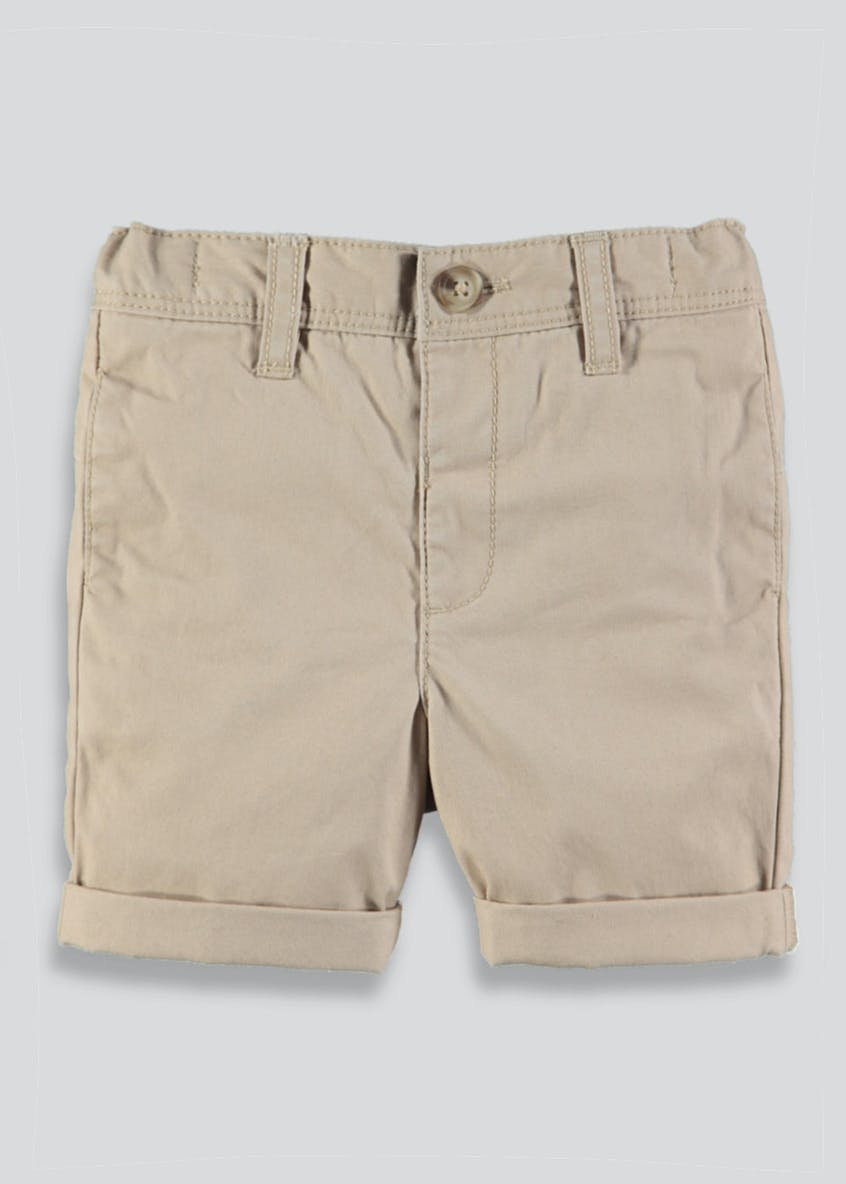 Boys Chino Shorts (6mths-6yrs)