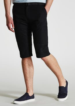 3/4 Length Ripstop Shorts