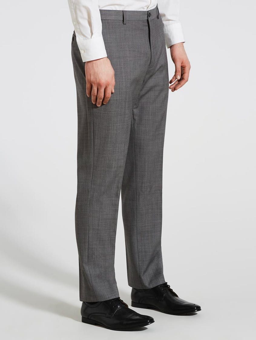 Edison Wool Blend Regular Fit Trousers - JACKET & TROUSERS FOR £50