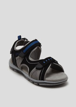 Real Leather Adventure Strap Sandals