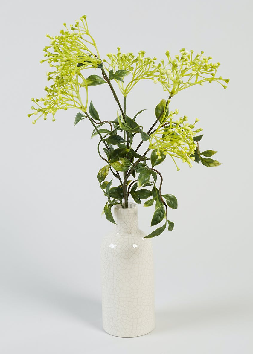 Branch in Ceramic Vase (51cm)