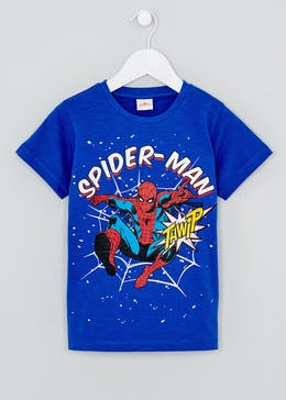 Kids Spider-Man T-Shirt (2-7yrs)