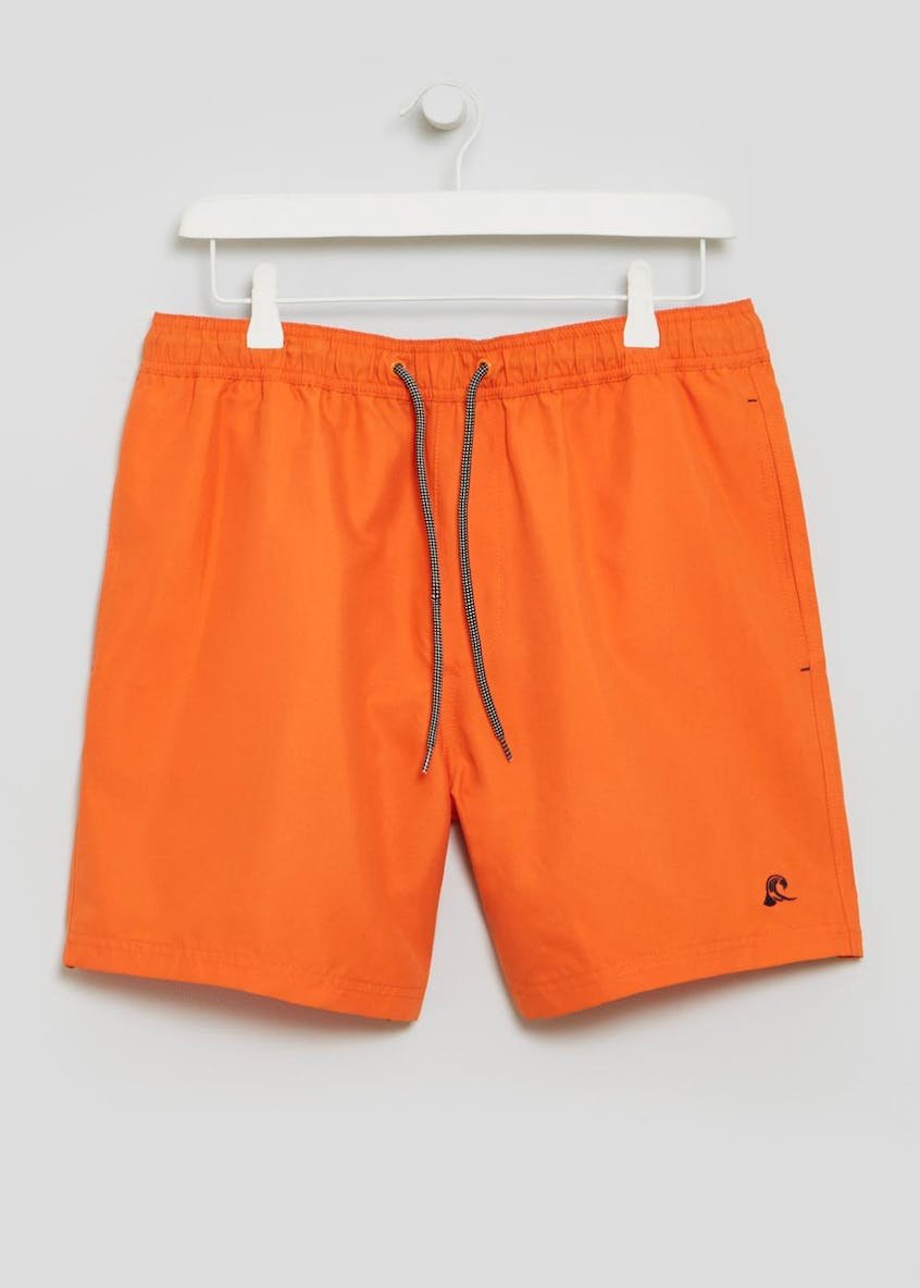 Mid Length Swim Shorts