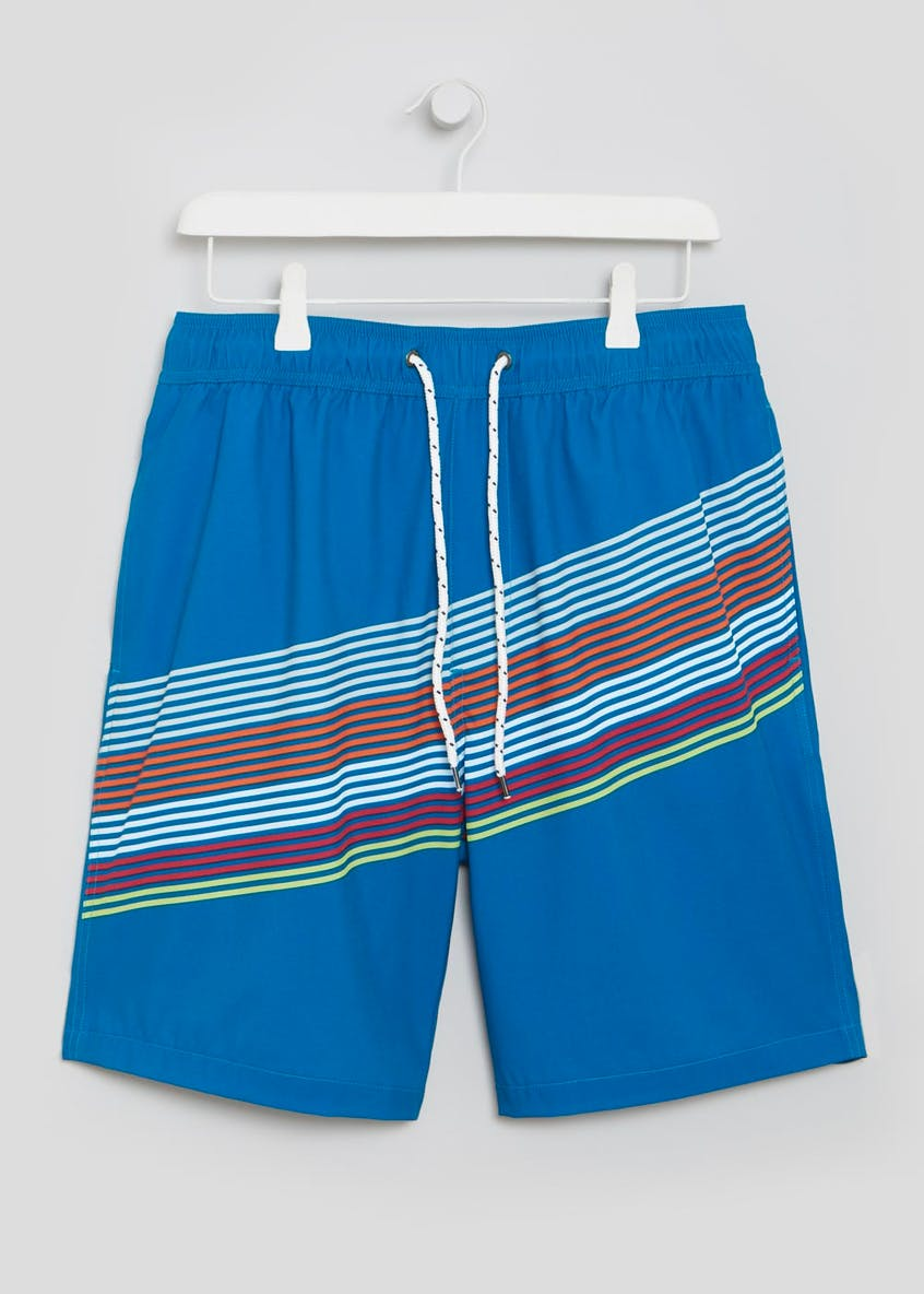 Long Length Swim Shorts