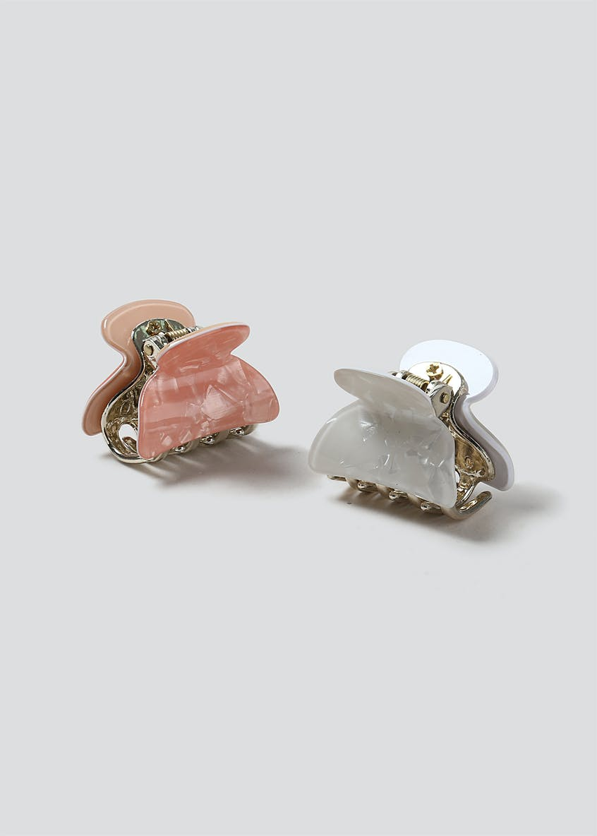 Pack of 2 Marble Mini Claws