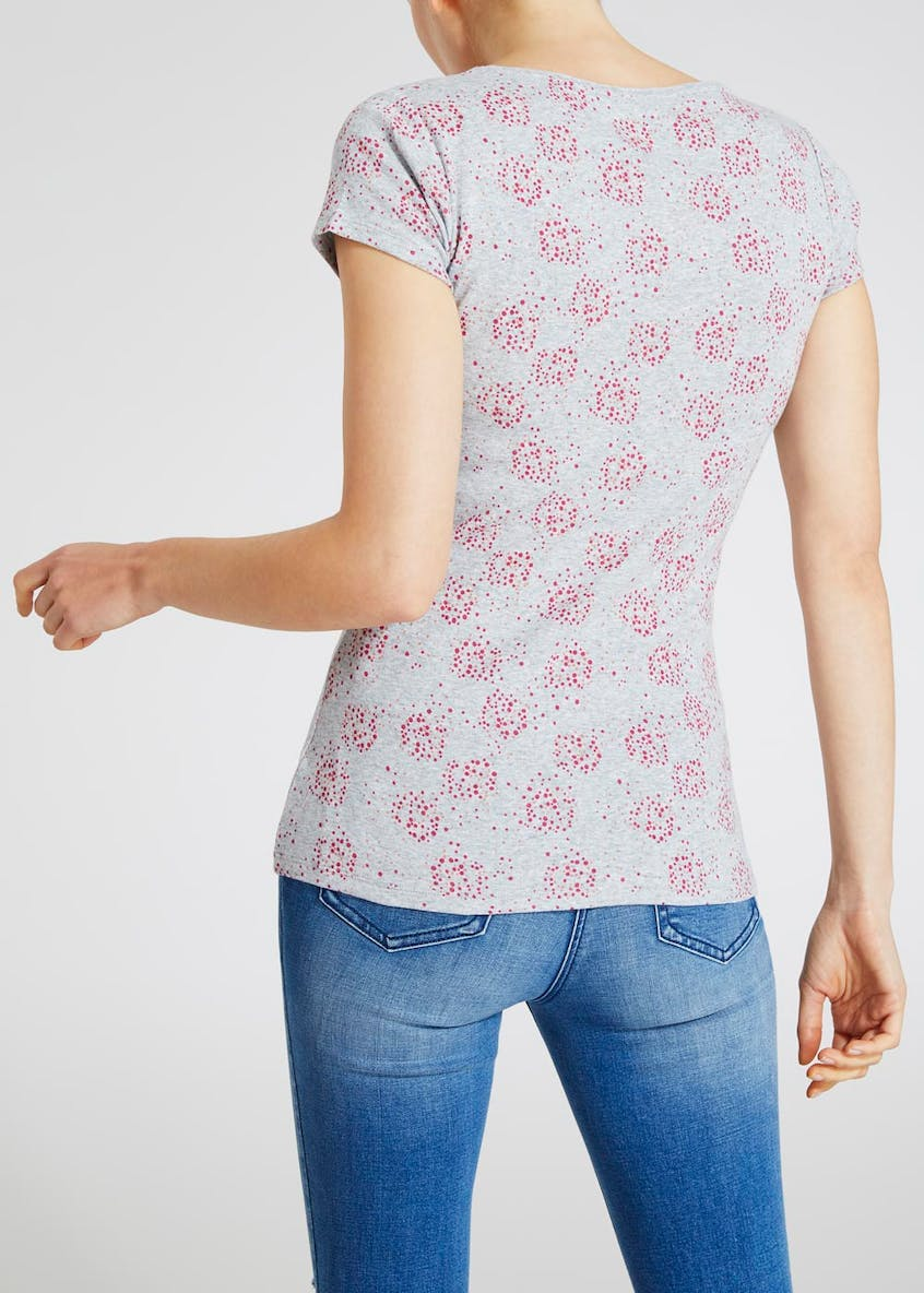 Spot Short Sleeve T-Shirt