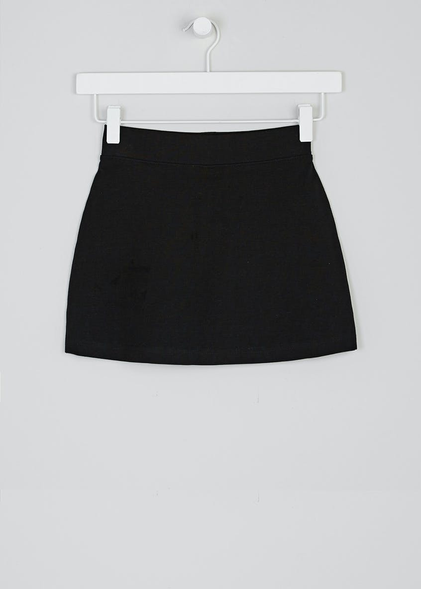 Girls Jersey School Skort (4-13yrs)