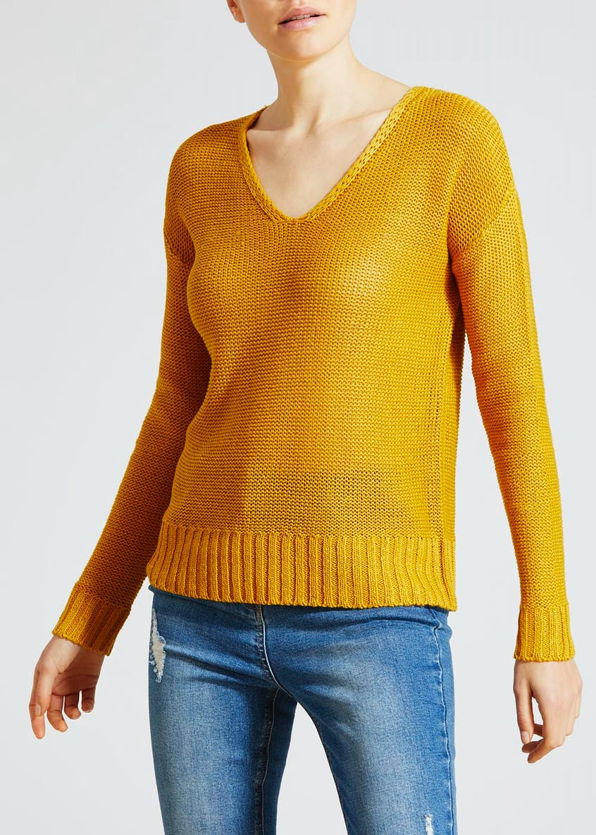 Tape Knit Jumper