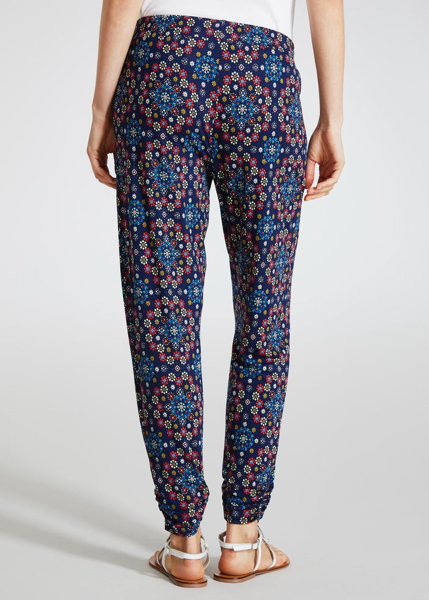 Geo Harem Trousers