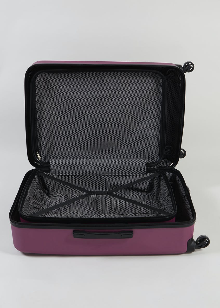 Constellation Chevron ABS Hard Shell Suitcase