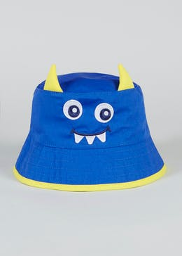 Boys 3D Monster Sun Hat (6mths-4yrs)