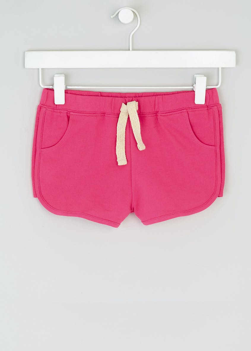 Girls Jersey Shorts (4-13yrs)