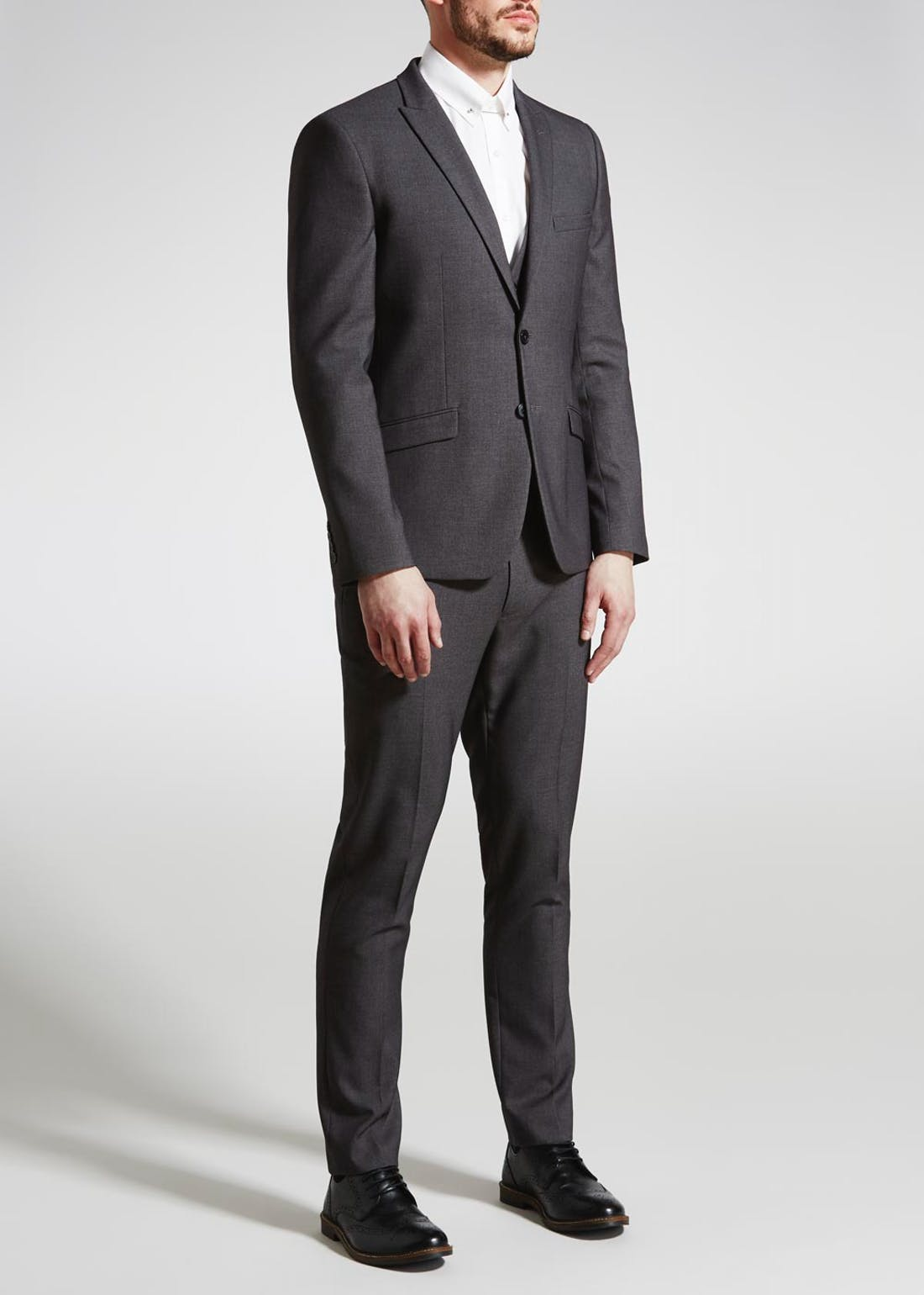 Taylor & Wright Metcalfe Skinny Fit Suit Jacket