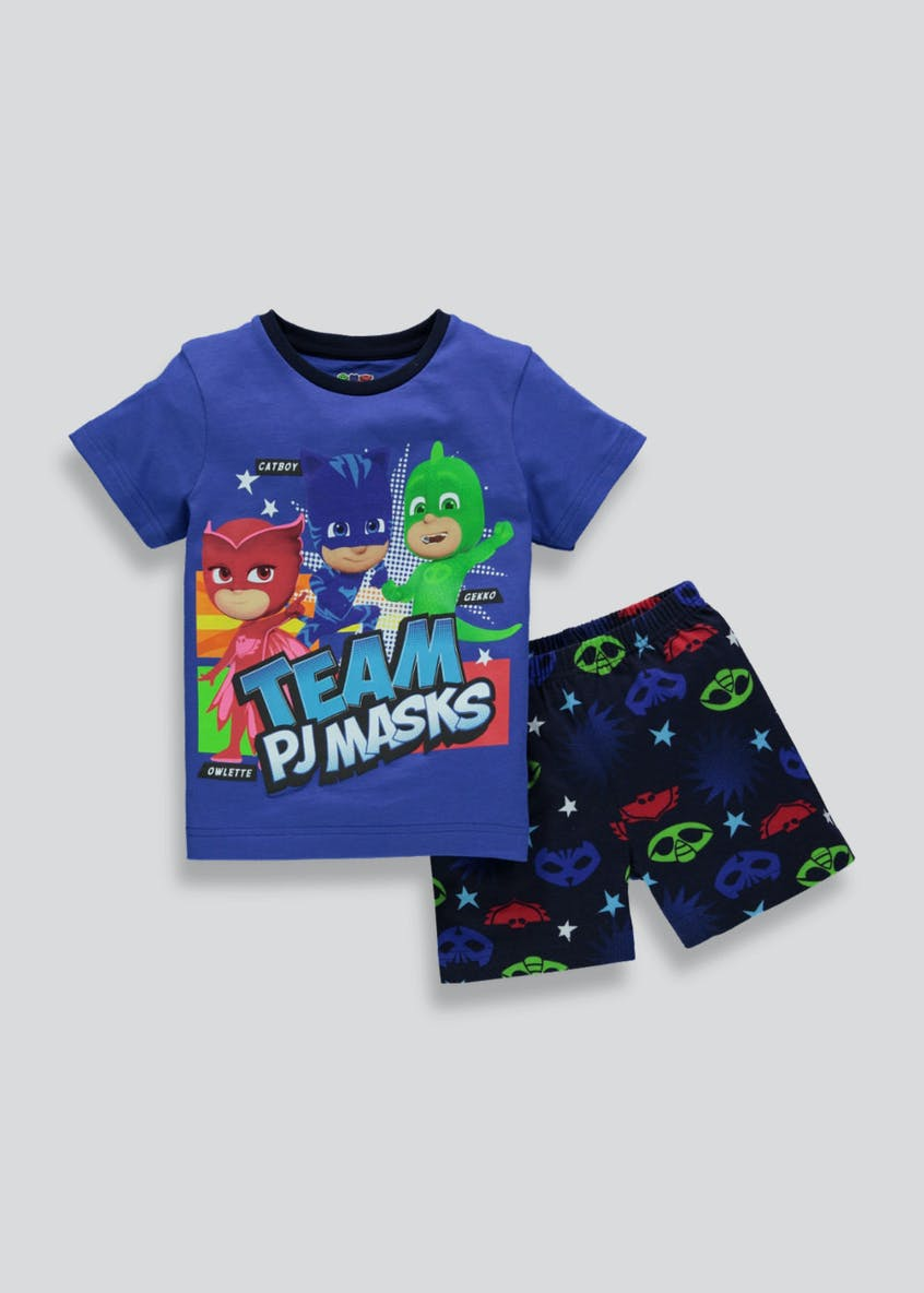 Kids PJ Masks Pyjama Set (12mths-7yrs)