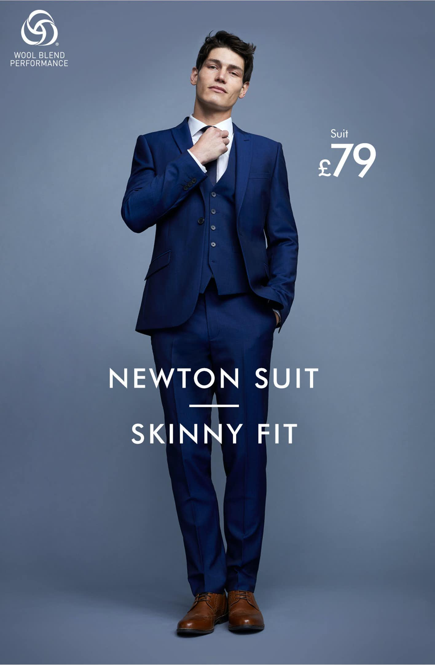 How to measure yourself for a suit – Matalan