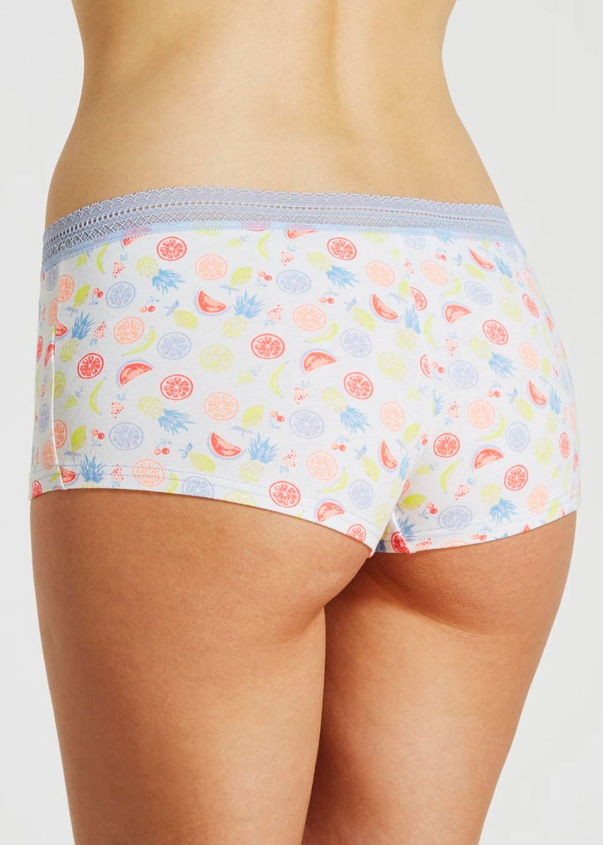 Fruit Boxer Knickers