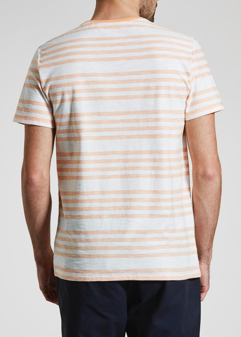 Grindle Textured Stripe T-Shirt