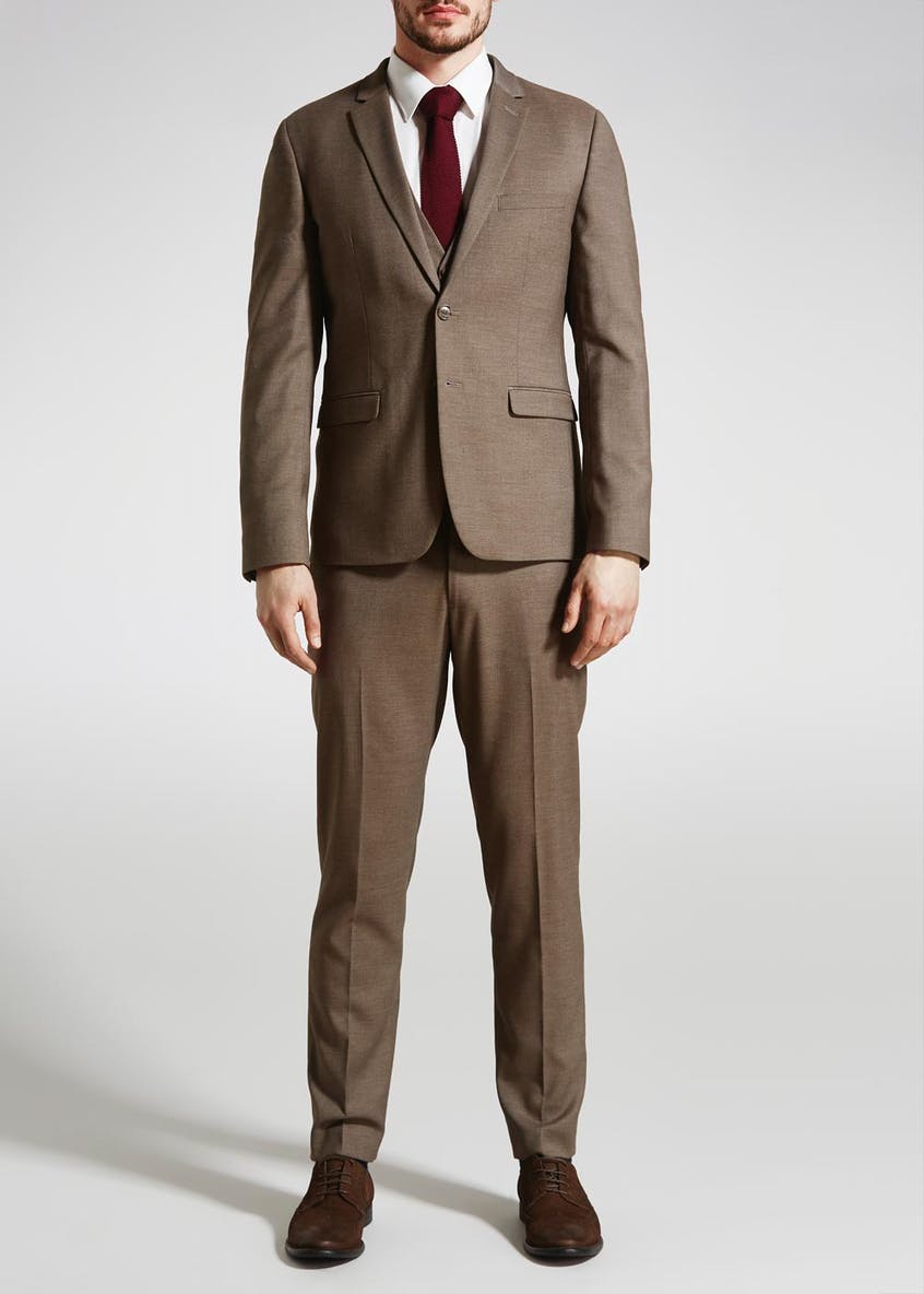 Fulton Skinny Fit Suit Jacket
