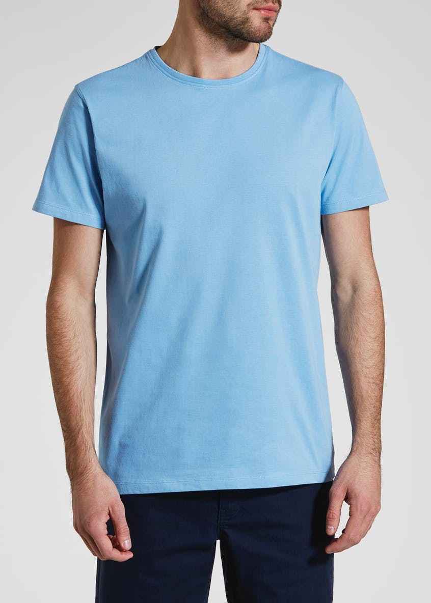 Essential Crew Neck Slim Fit T-Shirt