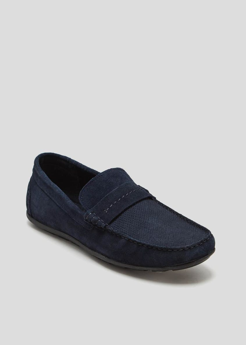 Suede Driver Shoes
