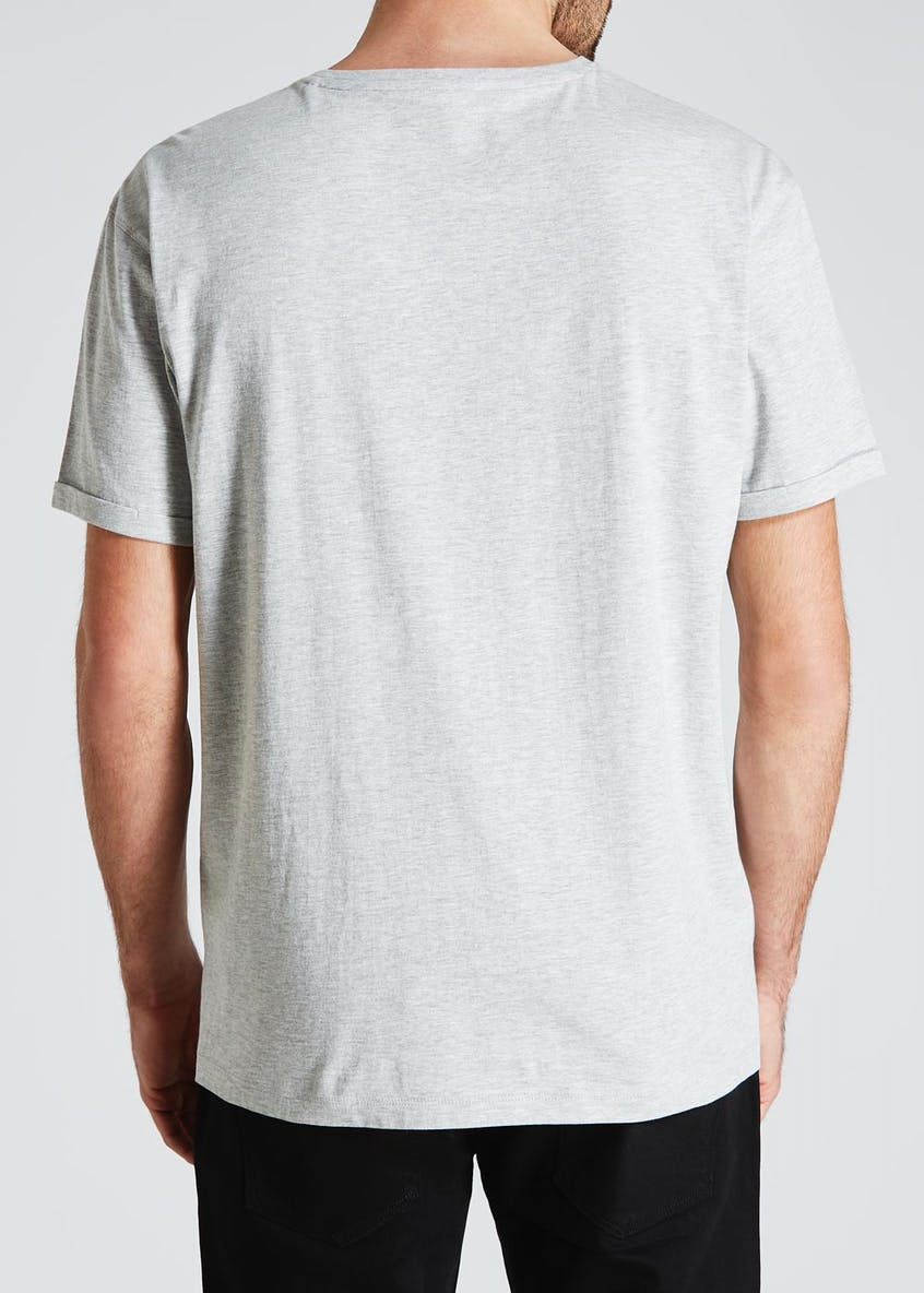 Essential Crew Neck Relaxed Fit T-Shirt