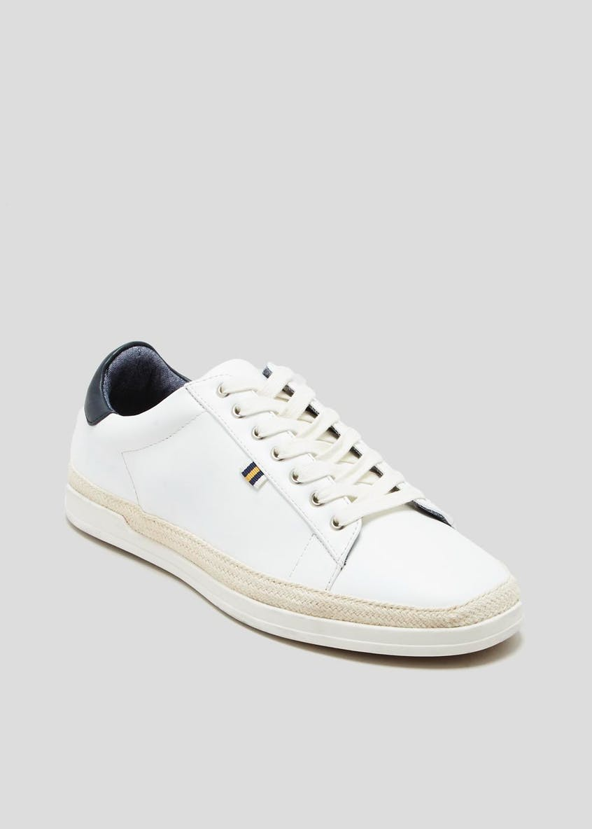 Espadrille Cupsole Trainers