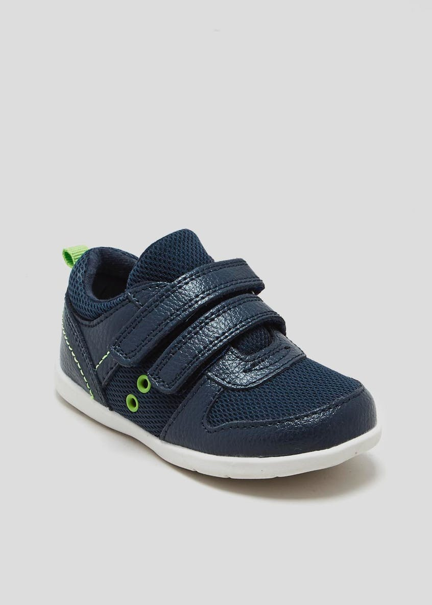 Boys 1st Walkers Sports Trainers (Younger 3-7)