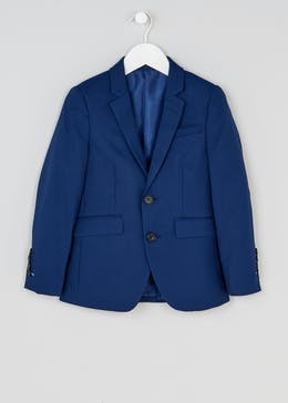 Boys Double Button Suit Jacket (4-13yrs)
