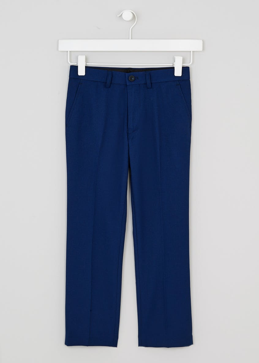 Boys Suit Trousers (4-13yrs)