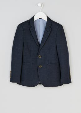 Boys Knitted Blazer (4-13yrs)
