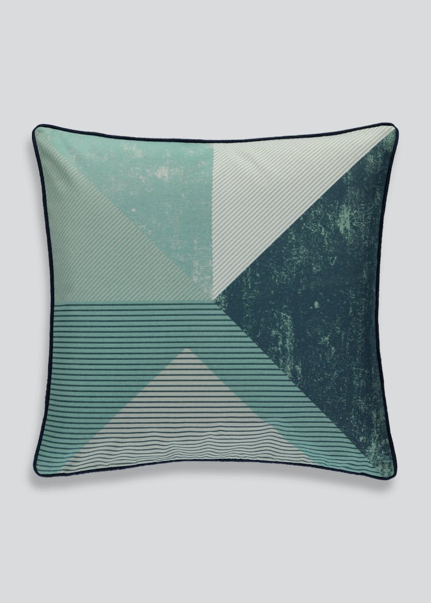Geometric Cushion (46cm x 46cm)