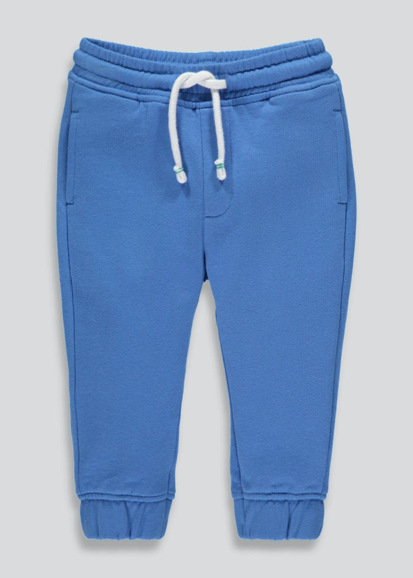 Boys Cuffed Jogging Bottoms (3mths-6yrs)