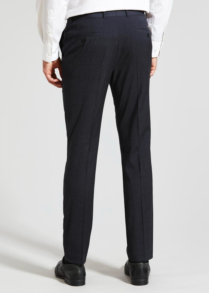 Ford Skinny Fit Suit Trousers