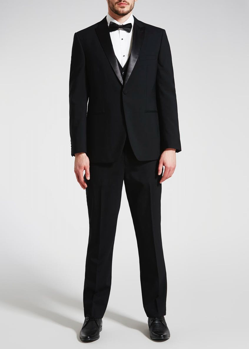 Patterson Regular Fit Dinner Trousers