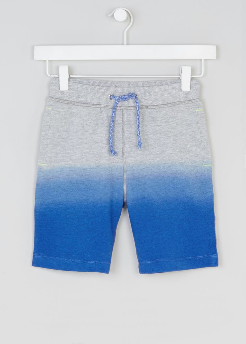 Boys Dip Dye Shorts (4-13yrs)