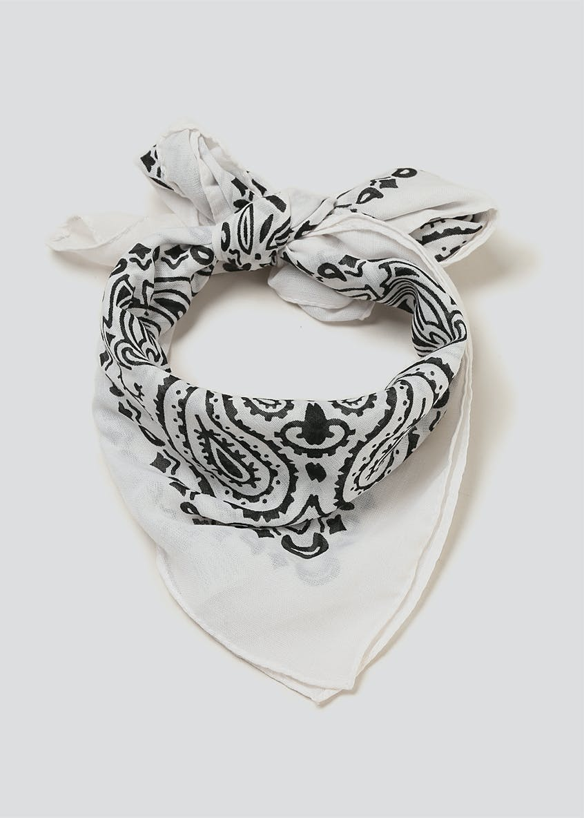 Patterned Bandana