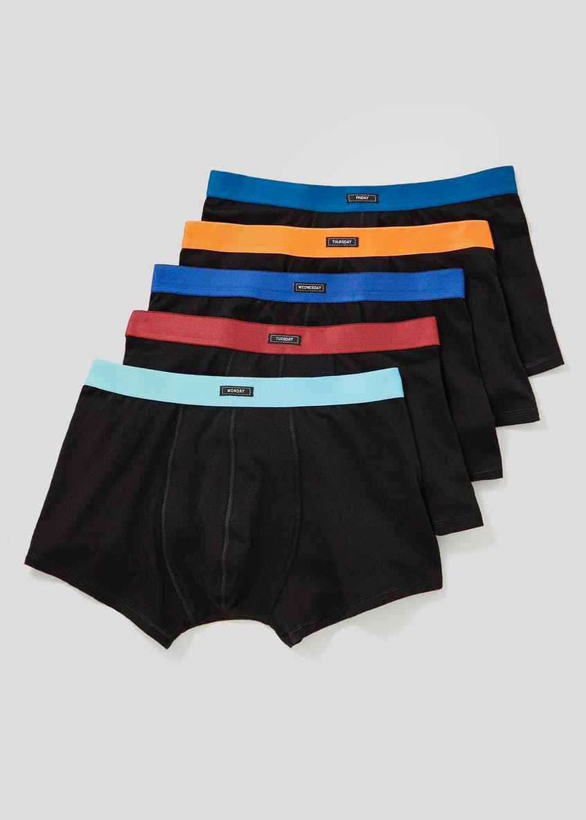 5 Pack Hipster Boxers