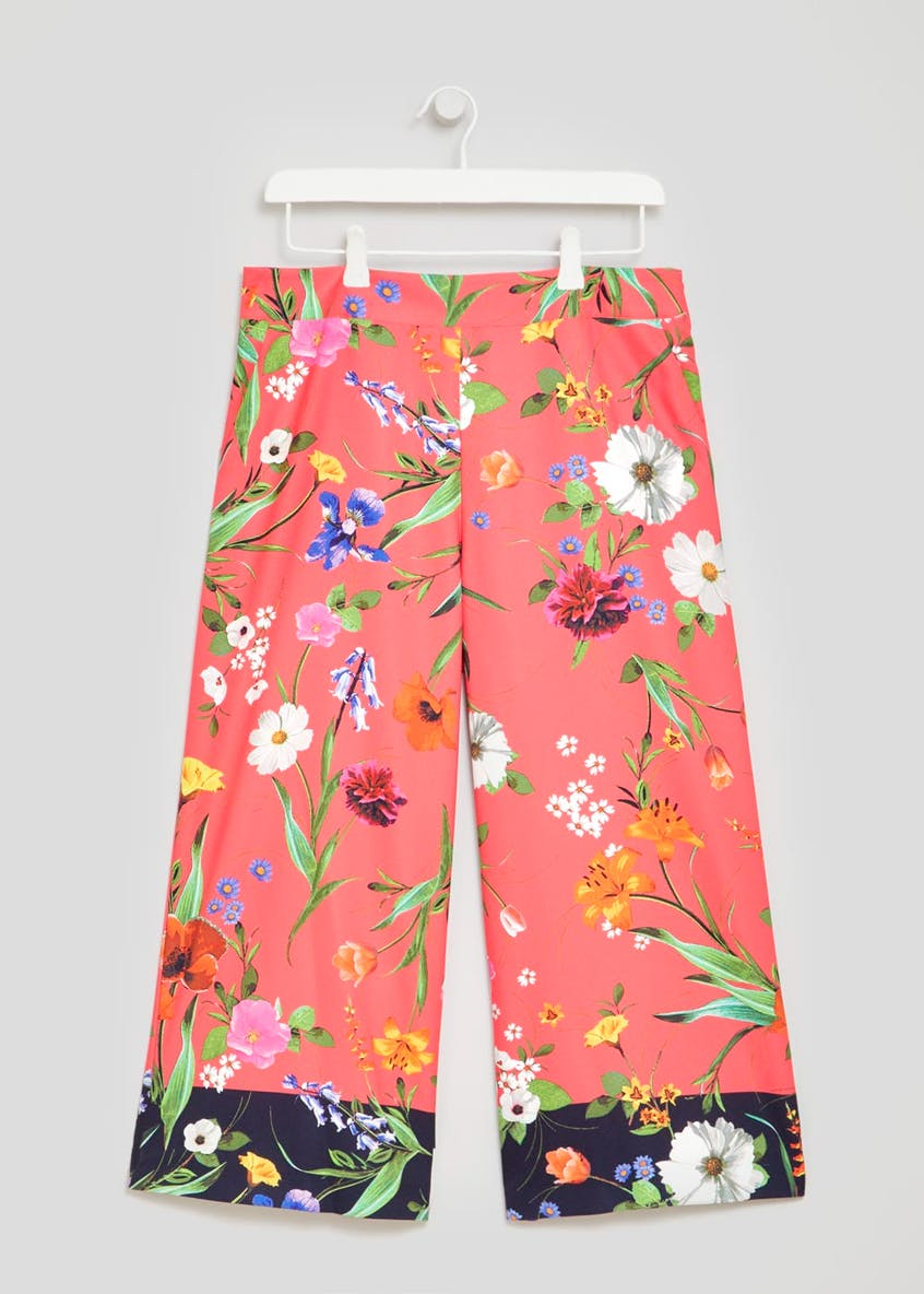 Soon Meadow Floral Culottes