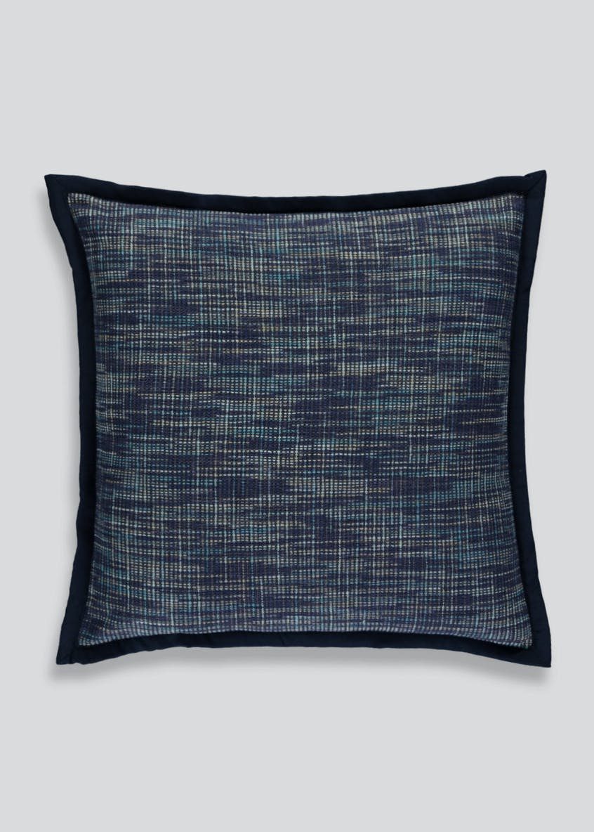 Patterned Woven Cushion (46cm x 46cm)