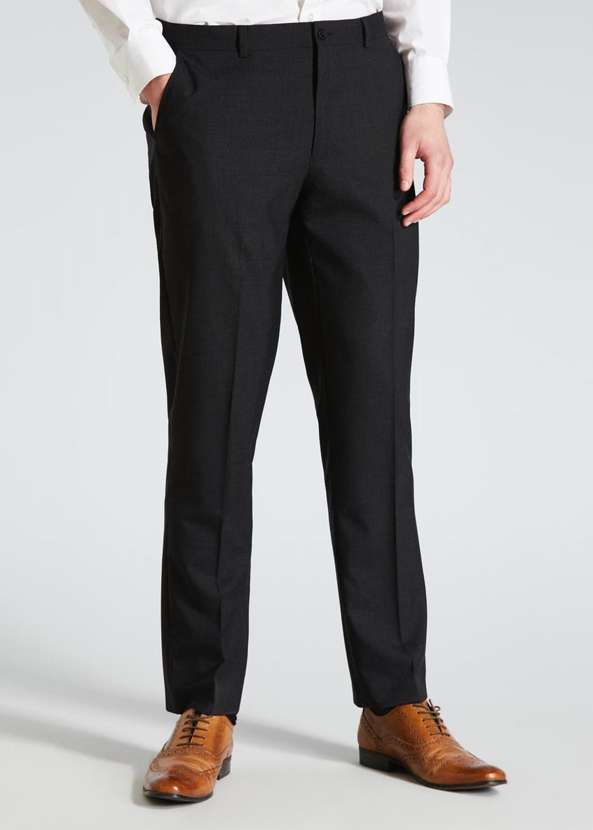 Hadley Wool Tailored Fit Suit Trousers