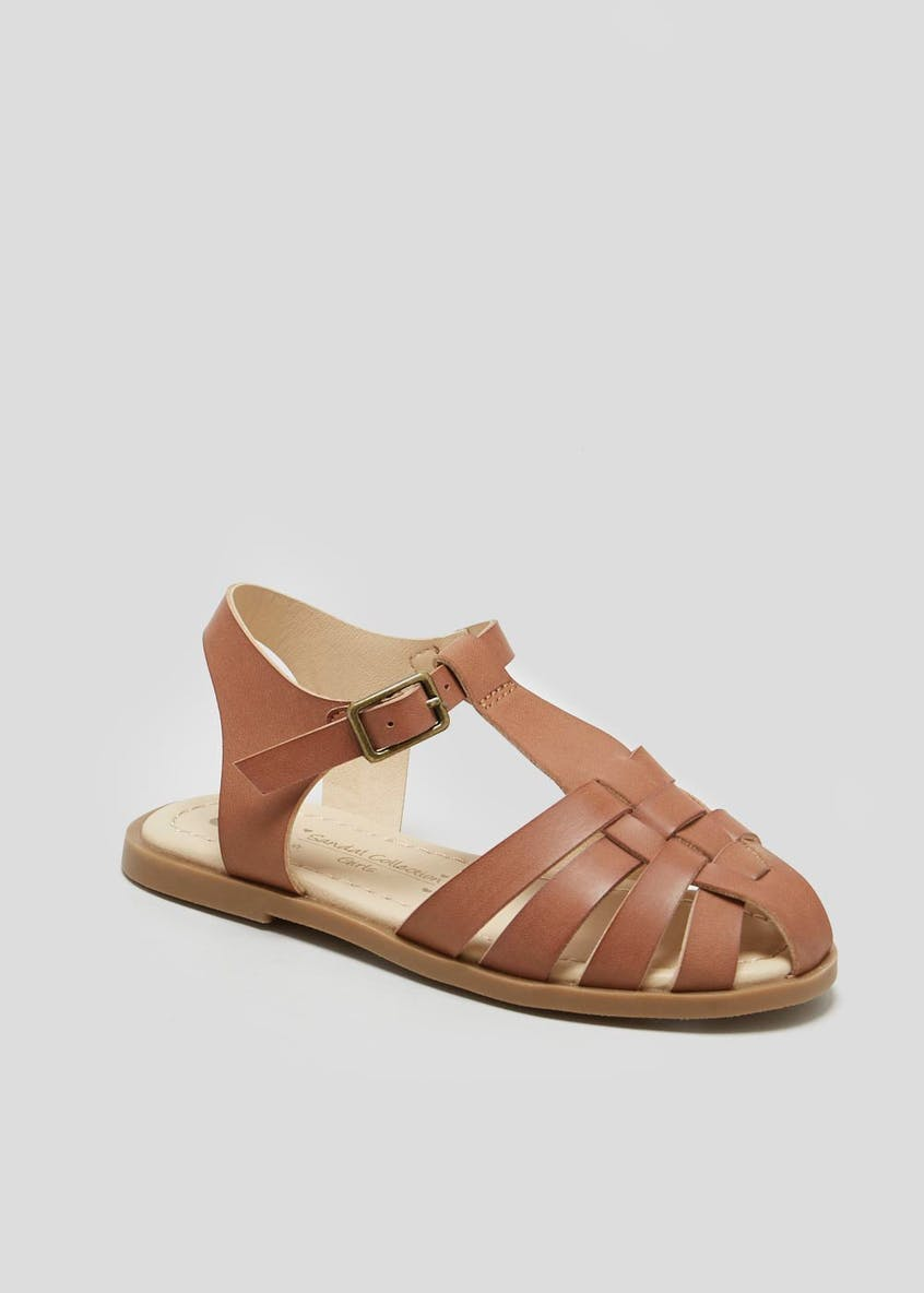 Girls Caged Sandals (Younger 4-12)