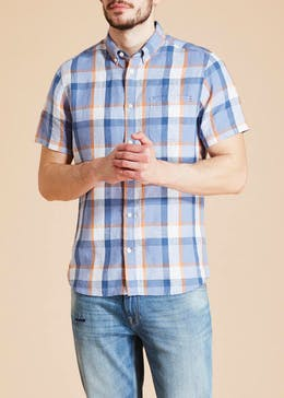 Morley Short Sleeve Check Shirt