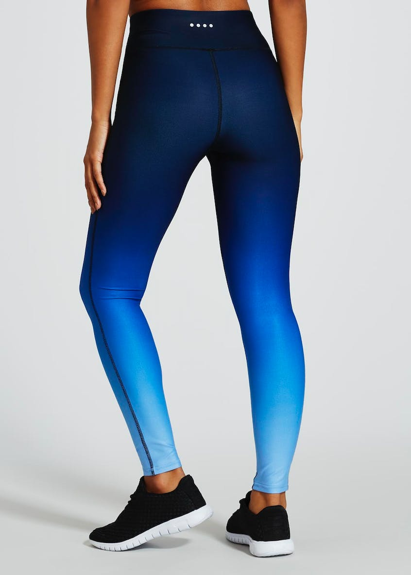 Souluxe Dip Dye Sports Leggings