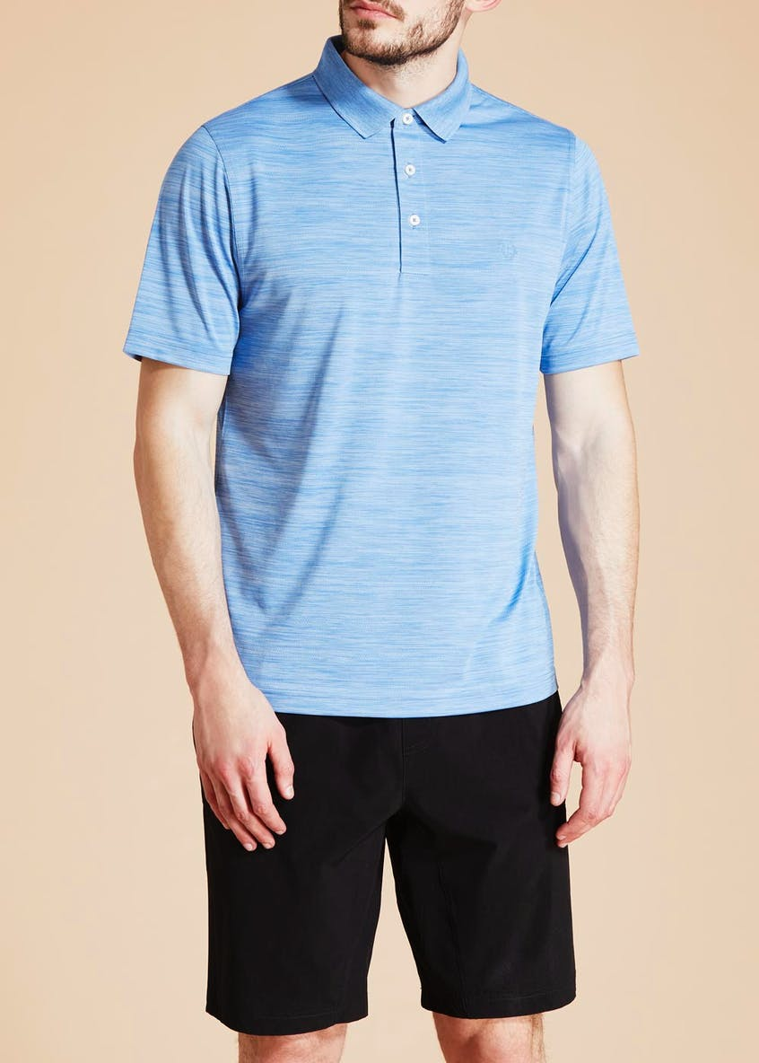 Lincoln Active Short Sleeve Polo Shirt