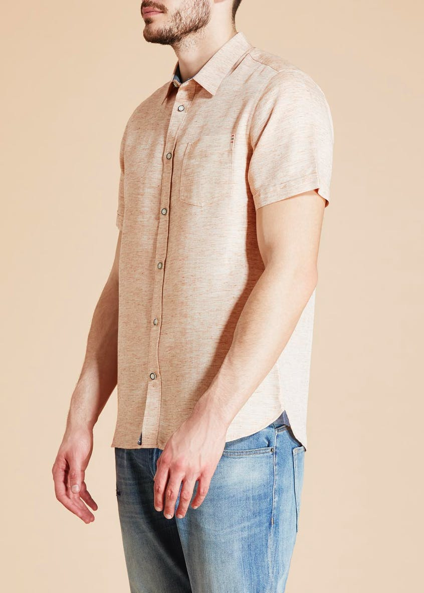 Morley Thomas Herringbone Shirt