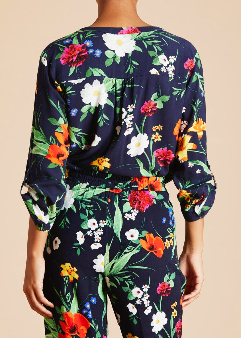Soon Meadow Floral Blouse