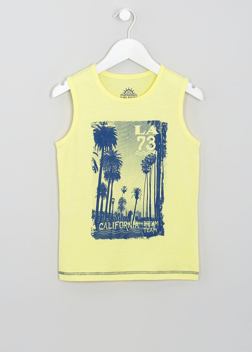 Boys California Vest (4-13yrs)