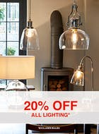 Lighting - 20% Off category link