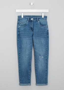 Girls Candy Couture Mom Jeans (9-16yrs)