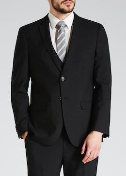 Hadley Wool Tailored Fit Suit Jacket